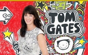 GIVE AWAY TIME - Win a pair of tickets for LIZ PICHON'S TOM GATES BRILLIANT BANDS AND DOODLE TOUR